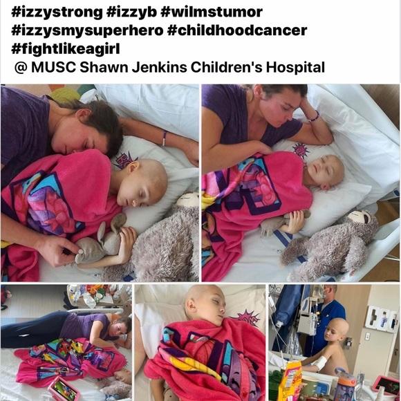 Other Help Izzyb 5yo Beat Stage 4 Cancer Send Offers Poshmark